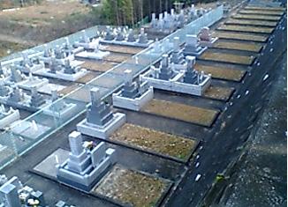 墓地の画像01