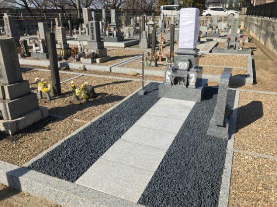 愛知県丹羽郡大口町 松永様 お墓を建てる