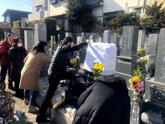 愛知県犬山市 円明寺 大竹様 お墓を建てる
