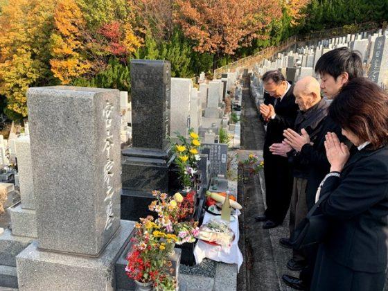 愛知県犬山市 瑞泉寺霊園 大竹様 お墓を建てる