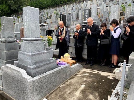 愛知県犬山市 瑞泉寺霊園 竹田様 お墓を建てる