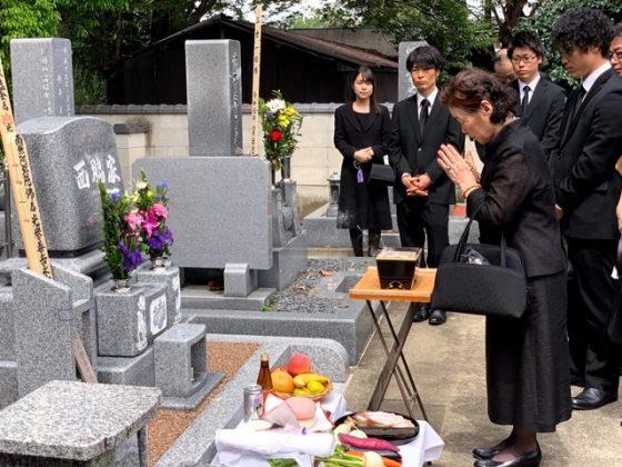 愛知県犬山市専念寺 扶桑町西山様 お墓を建てる