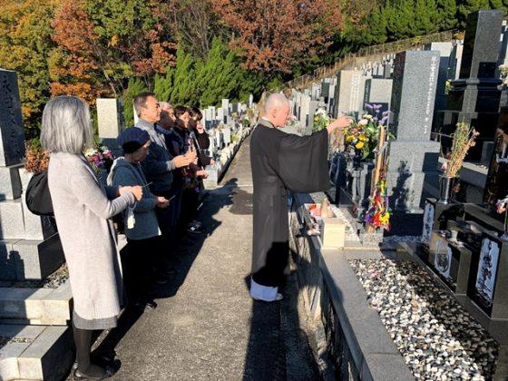 愛知県犬山市瑞泉寺霊園 水野様 お墓を建てる