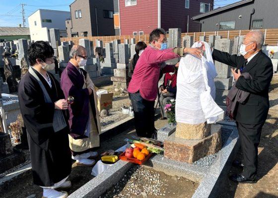 愛知県丹羽郡扶桑町 柏森西霊園 お墓を建てる
